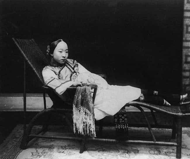 Why Foot Binding Was Practiced is listed (or ranked) 2 on the list Facts About The History Of Chinese Foot Binding