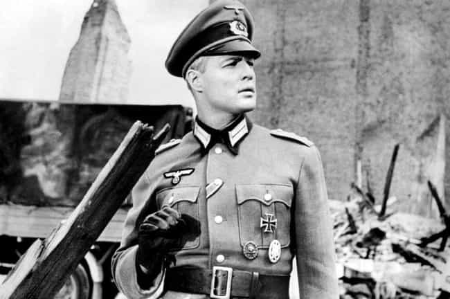 He Liked To Speak To Str... is listed (or ranked) 3 on the list 17 Things You Didn't Know About Marlon Brando