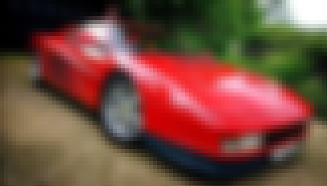 Ferrari Rosso Corsa (Pre-1997) is listed (or ranked) 3 on the list The Best Factory Red Car Colors Ever, Ranked