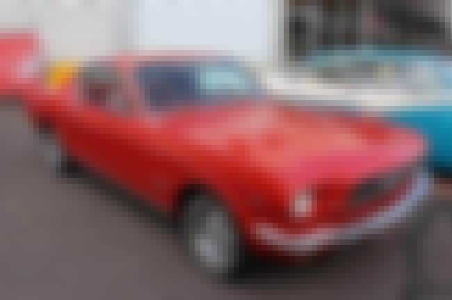 Ford Rangoon Red is listed (or ranked) 3 on the list The Best Factory Red Car Colors Ever, Ranked