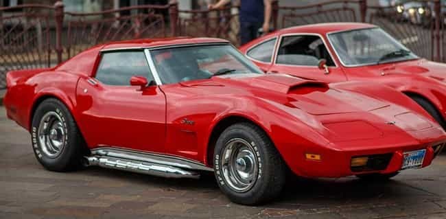 Corvette Rally Red