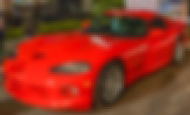 Dodge Viper Red is listed (or ranked) 3 on the list The Best Factory Red Car Colors Ever, Ranked