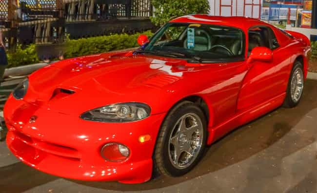 Dodge Viper Red is listed (or ranked) 4 on the list The Best Factory Red Car Colors Ever, Ranked