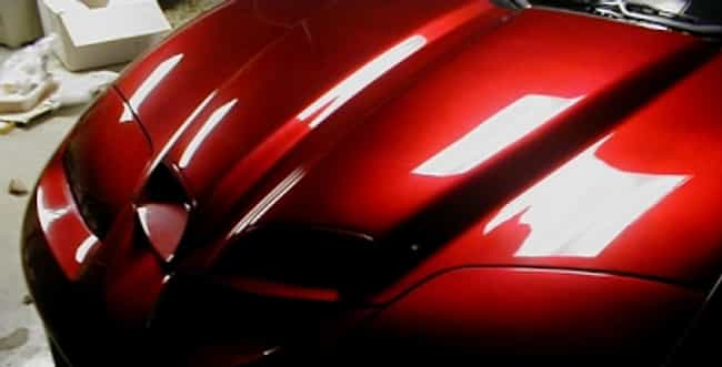 Brand-new The Best Factory Red Car Colors of All Time MV74