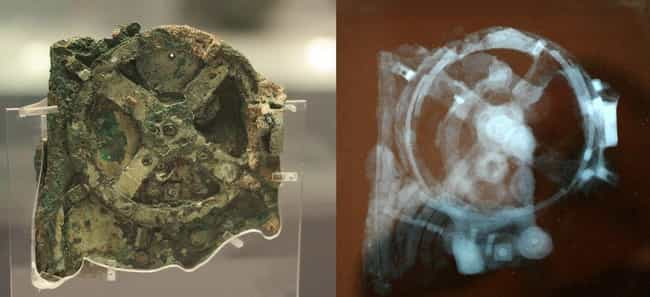 It's Even Older Than Previousl... is listed (or ranked) 1 on the list 12 Bizarre and Outlandish Theories About the Antikythera Mechanism