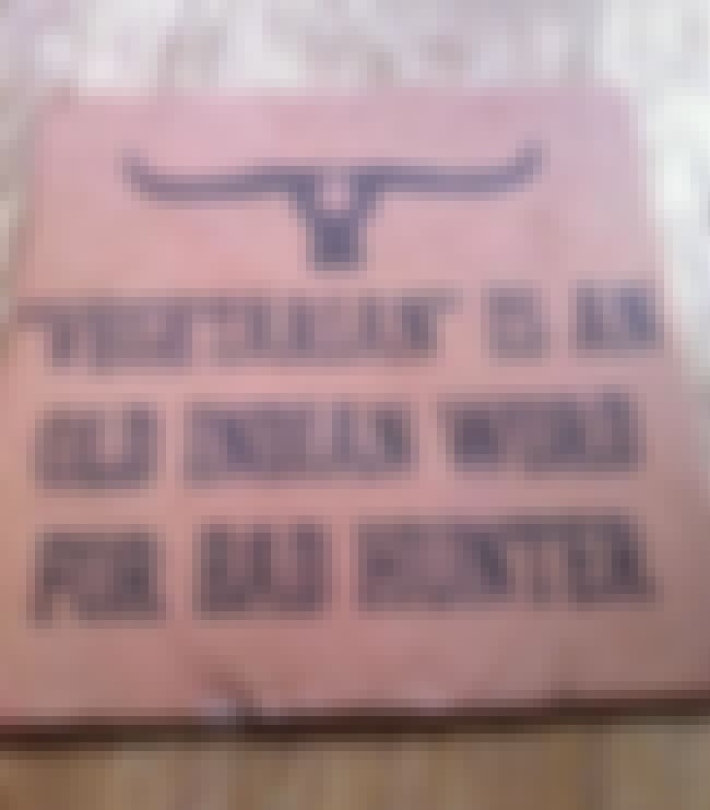 Meanwhile, in Texas.... is listed (or ranked) 4 on the list The Greatest Anti-Vegan Signs of All Time