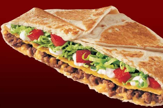 Beef and Cheese Crunchwrap Sup... is listed (or ranked) 2 on the list 7 Taco Bell Recipes You Can Easily Make at Home