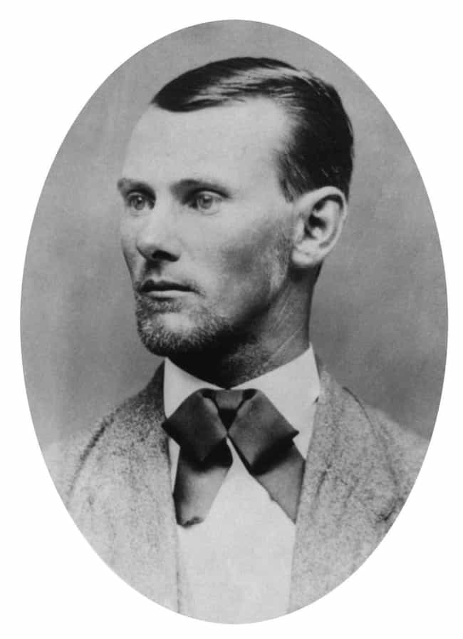 Jesse James Still Haunts... is listed (or ranked) 2 on the list Creepy Old West Ghost Stories And Legends