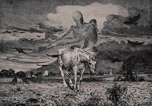 Creepy Old West Ghost Stories and Legends