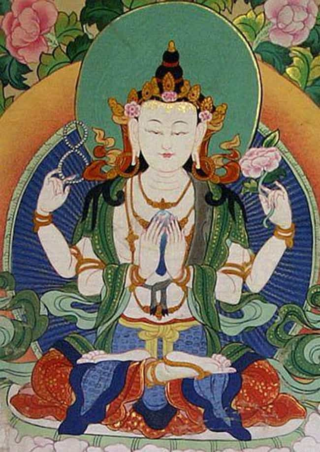 Women Can Never Achieve True &... is listed (or ranked) 4 on the list Random and Super Interesting Things About Buddhism