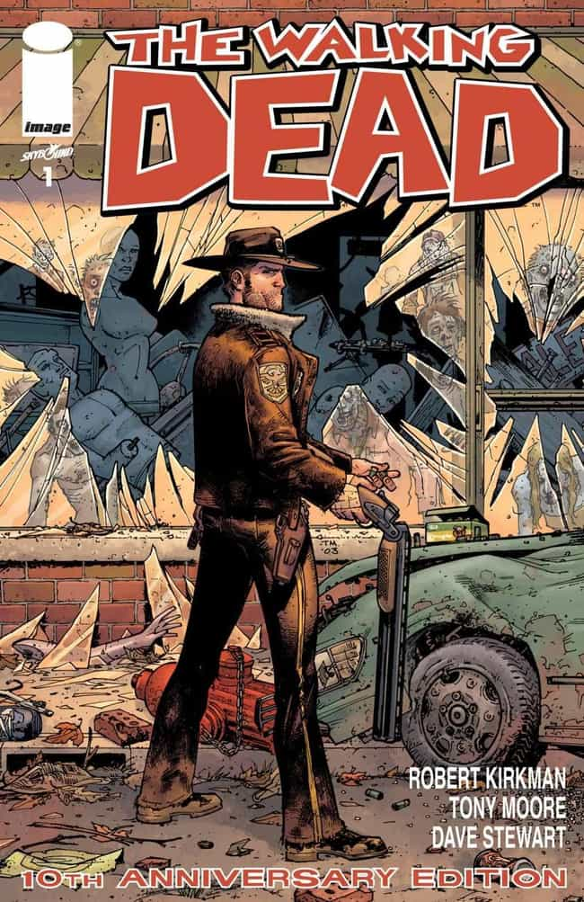 The Walking Dead Could Go On a... is listed (or ranked) 4 on the list Interesting Facts You May Not Know About Robert Kirkman