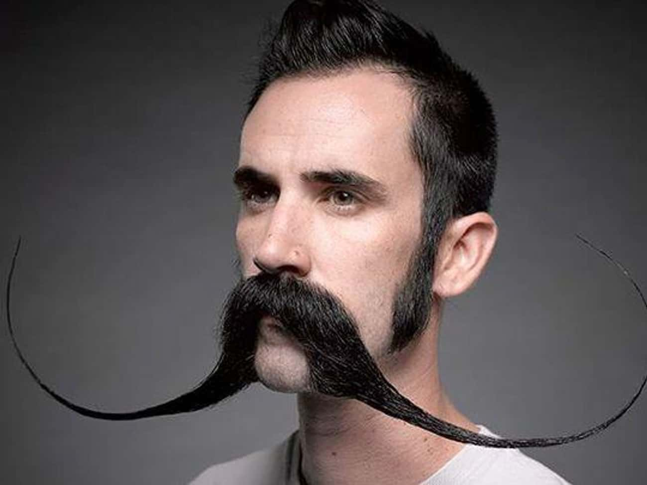 The Long and Short of It is listed (or ranked) 3 on the list The Funniest Facial Hair Designs Ever