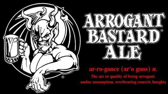 Drink Up, Ya Bastards! is listed (or ranked) 1 on the list The Funniest Beer Brand Names Ever