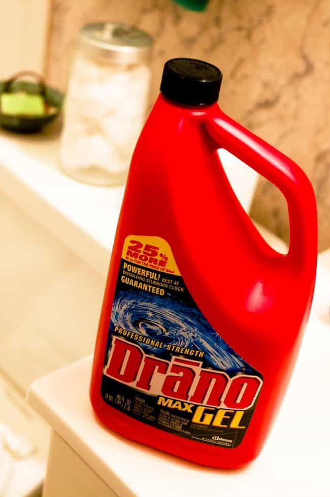 Mixing Drano with a Pregnant W... is listed (or ranked) 2 on the list Crazy Urban Legends About Pregnancy and Pregnant Women