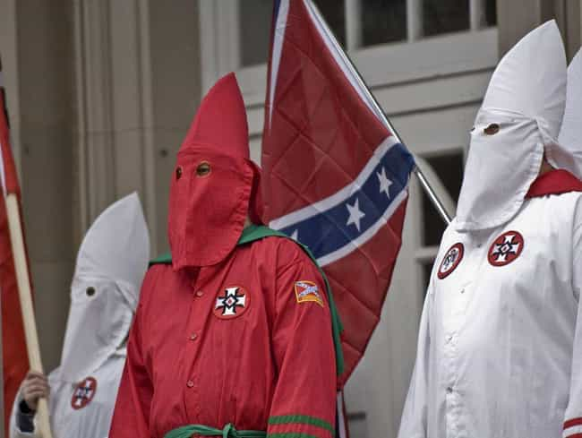 The Ku Klux Klan Were Very Ant... is listed (or ranked) 3 on the list 11 Ways the Major Political Parties in the US Are Different From 50 Years Ago