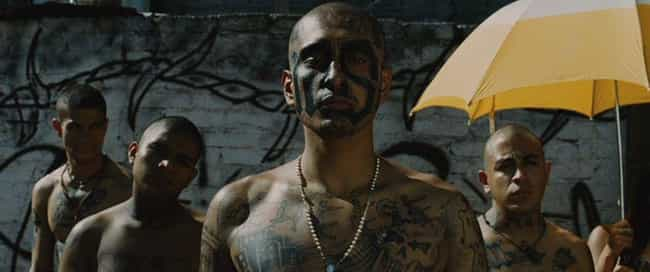Mara Salvatrucha Literally Run... is listed (or ranked) 2 on the list Prison Kingpins Who Made the System Work for Them
