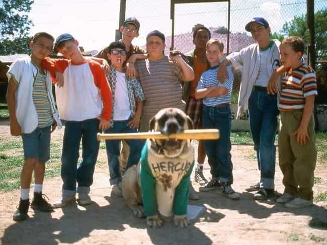 The Ragtag, Baseball-Playing K... is listed (or ranked) 3 on the list Kid Friend Gangs from Film and TV You Wish You Were Part Of