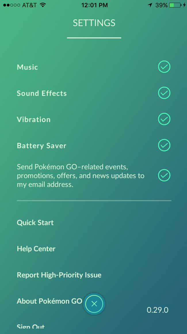 It Drains Your Battery Super F... is listed (or ranked) 2 on the list Things Pokemon Go Desperately Needs to Fix ASAP