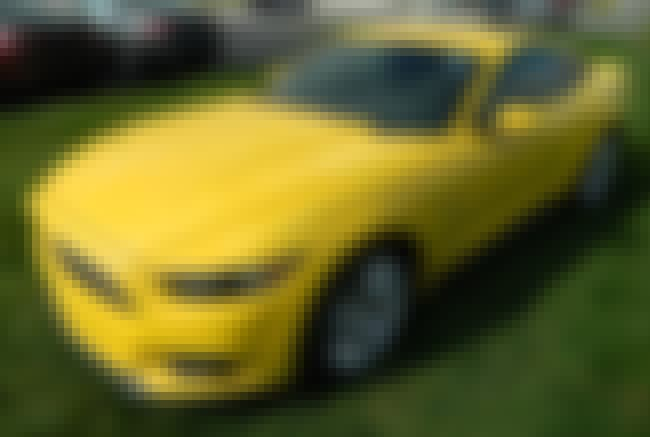 Ford Triple Yellow is listed (or ranked) 1 on the list The Best Factory Paints for Yellow Cars of All Time
