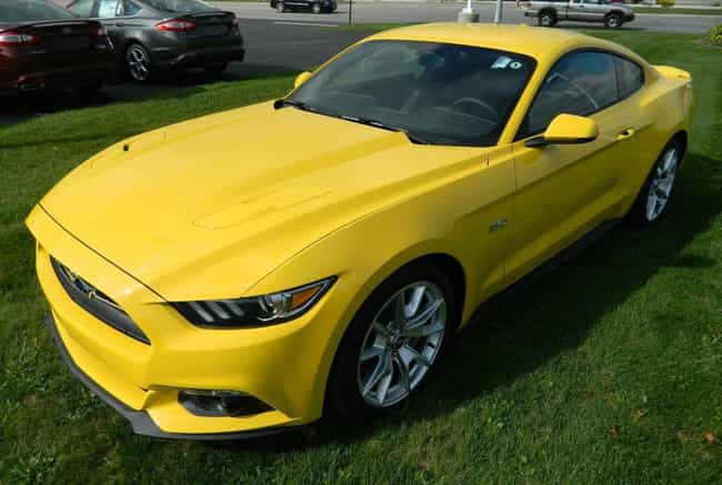 Ford Triple Yellow is listed (or ranked) 3 on the list The Best Factory Paints for Yellow Cars of All Time