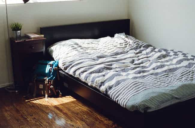 Nice Sheets is listed (or ranked) 2 on the list 7 Essentials for a Single Guy