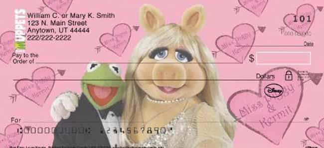 The Muppets Bank Manhattan is listed (or ranked) 2 on the list The 16 Dumbest Personal Check Designs That No Adult Should Have