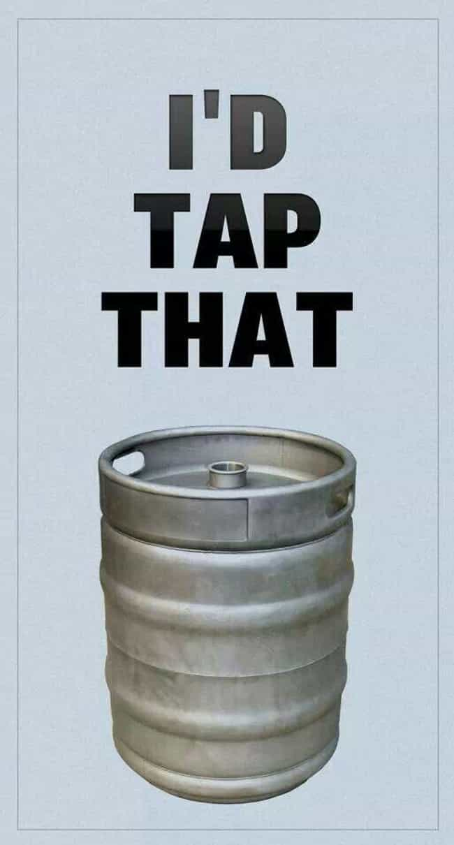 Tap Out is listed (or ranked) 7 on the list Hilarious Beer Puns You Can't Help But Laugh At