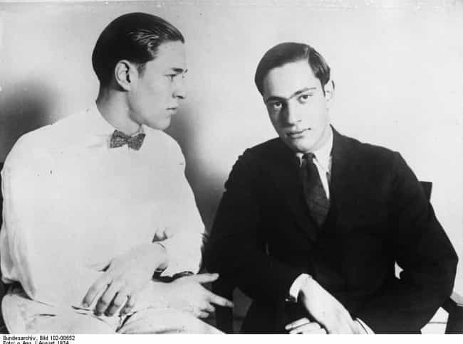 Leopold and Loeb is listed (or ranked) 4 on the list Killers with No Discernible Motives