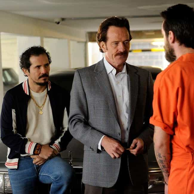 We've Been Doing This Backward... is listed (or ranked) 4 on the list The Infiltrator Movie Quotes