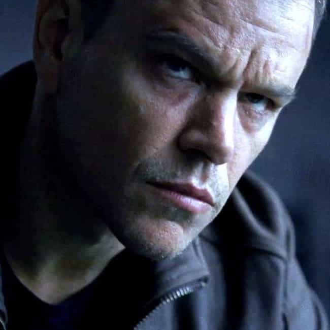 I Volunteered Because of a Lie is listed (or ranked) 2 on the list Jason Bourne Movie Quotes