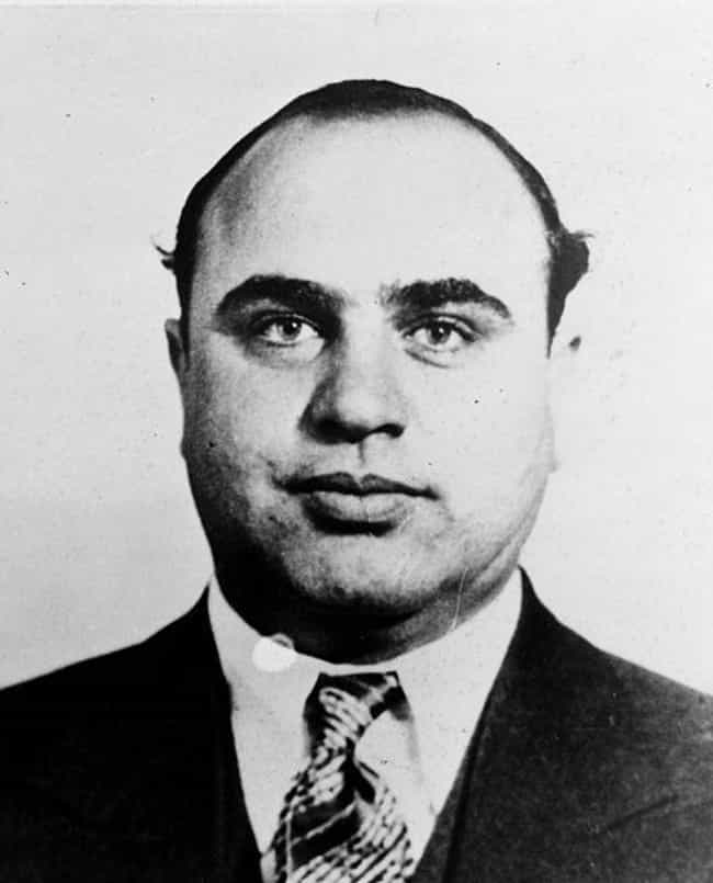 He Got His Scars from th... is listed (or ranked) 2 on the list 13 Things You Didn't Know About Al Capone