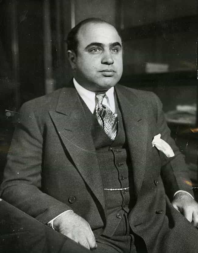 His Friends Had Their Ow... is listed (or ranked) 4 on the list 13 Things You Didn't Know About Al Capone