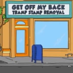 Get Off My Back, Tramp Stamp Removals