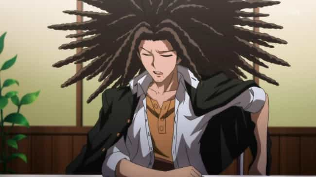 Yasuhiro Hagakure is listed (or ranked) 1 on the list The 25 Most Baffling Anime Hairstyles That Completely Defy Gravity
