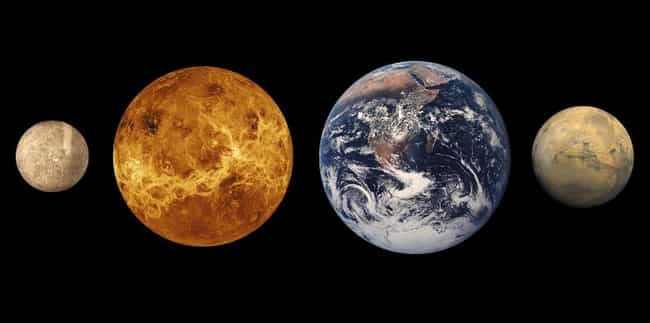 The Earth Might 'Wobble Wi... is listed (or ranked) 2 on the list What Would Happen If There Was No Moon