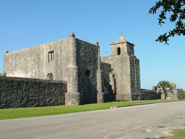 Goliad Is Haunted By The... is listed (or ranked) 3 on the list 9 Haunted Texas Towns You Probably Want To Avoid