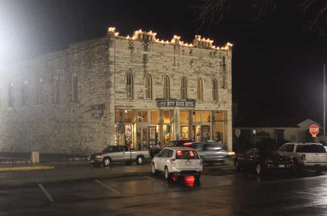 Granbury Is Haunted By J... is listed (or ranked) 2 on the list 9 Haunted Texas Towns You Probably Want To Avoid