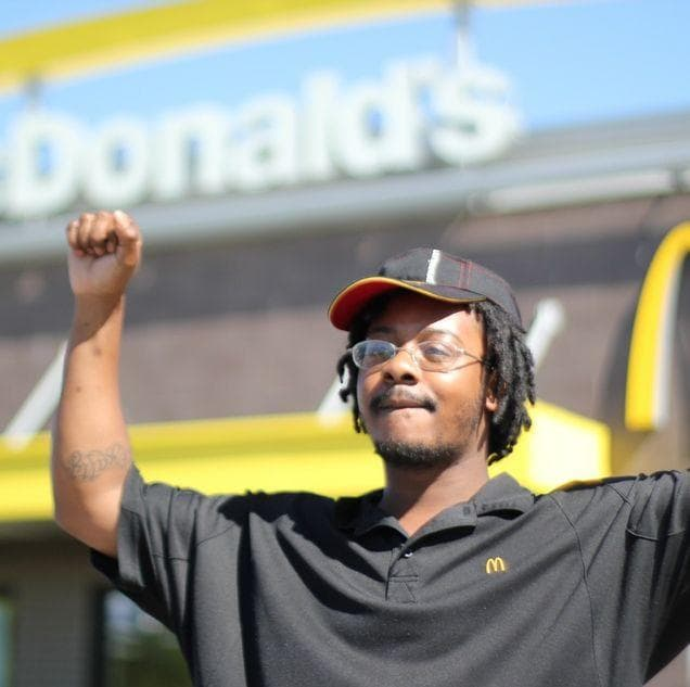 Fast Food Worker on Random Best Jobs for Pokemon Go Addicts