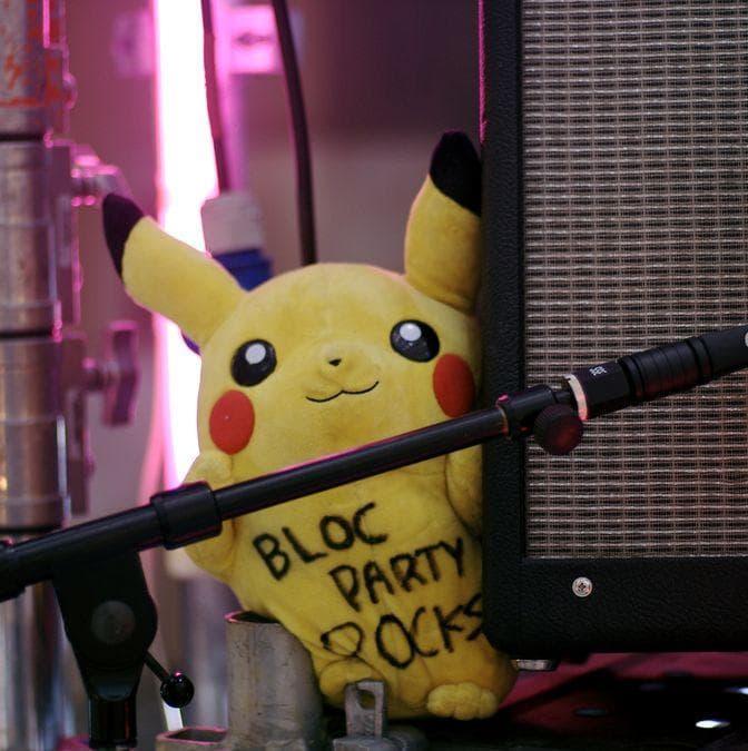 Pikachu Mascot on Random Best Jobs for Pokemon Go Addicts
