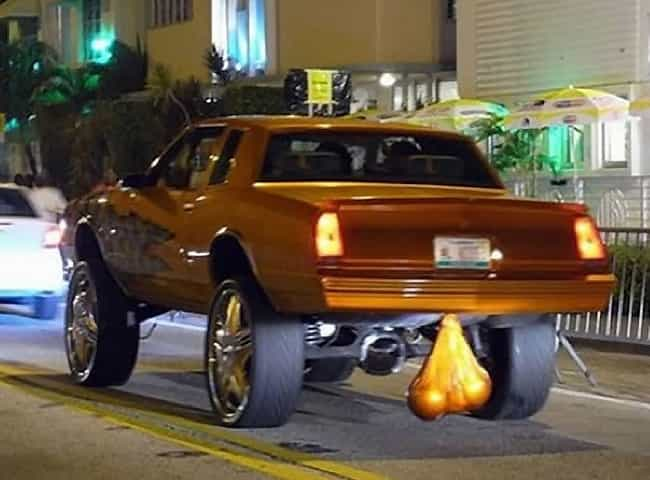Truck Nuts is listed (or ranked) 2 on the list 20 Guys Who Appear to Be Overcompensating for Something