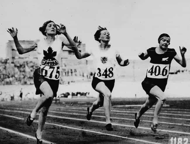Women Couldn't Compete i... is listed (or ranked) 4 on the list Things You Didn't Know About The History Of The Olympics