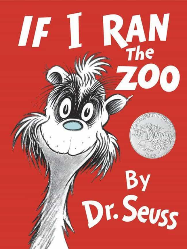 He Added New Words to Ou... is listed (or ranked) 4 on the list 17 Things You Didn't Know About Dr. Seuss