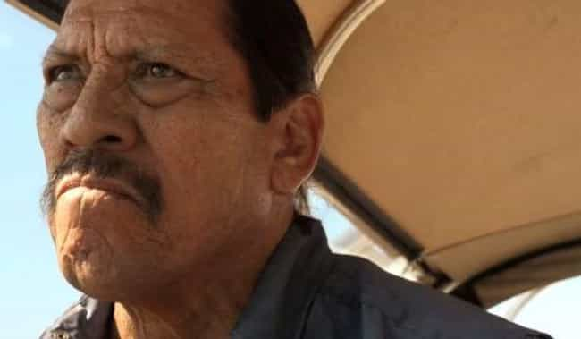 Max Burns is listed (or ranked) 3 on the list Danny Trejo's 21 Strangest B-Movie Roles