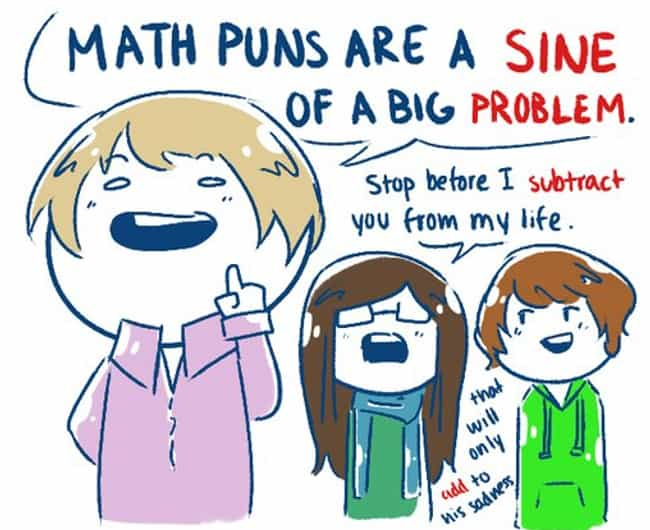 The Funniest Math Puns You'll Ever See