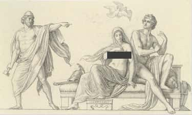 Ares Made Love To Aphrodite On Her Husband's Bed And Got Caught