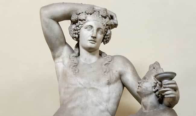 Dionysus Force-Married the Unc... is listed (or ranked) 4 on the list The Most Disturbing Love Affairs in Greek Mythology