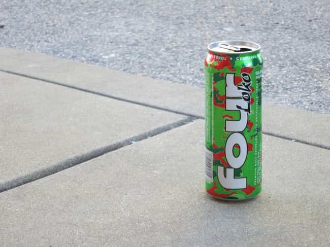 An FDA Warning Resulted in Fou... is listed (or ranked) 1 on the list Eye-Opening Things You Didn't Know About Four Loko