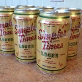 Simpler Times is listed (or ranked) 24 on the list The Best Beers to Chug