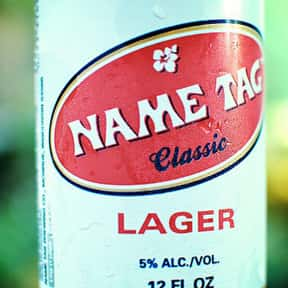Name Tag is listed (or ranked) 25 on the list The Best Beers to Chug