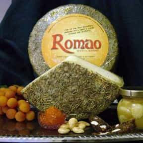 Romao is listed (or ranked) 16 on the list The Best Semi-Soft Cheese
